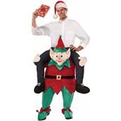 Myself On An Elf Ride On Costume