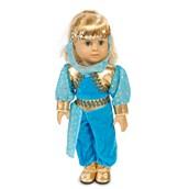 "Mystic Genie 18"" Doll Costume"