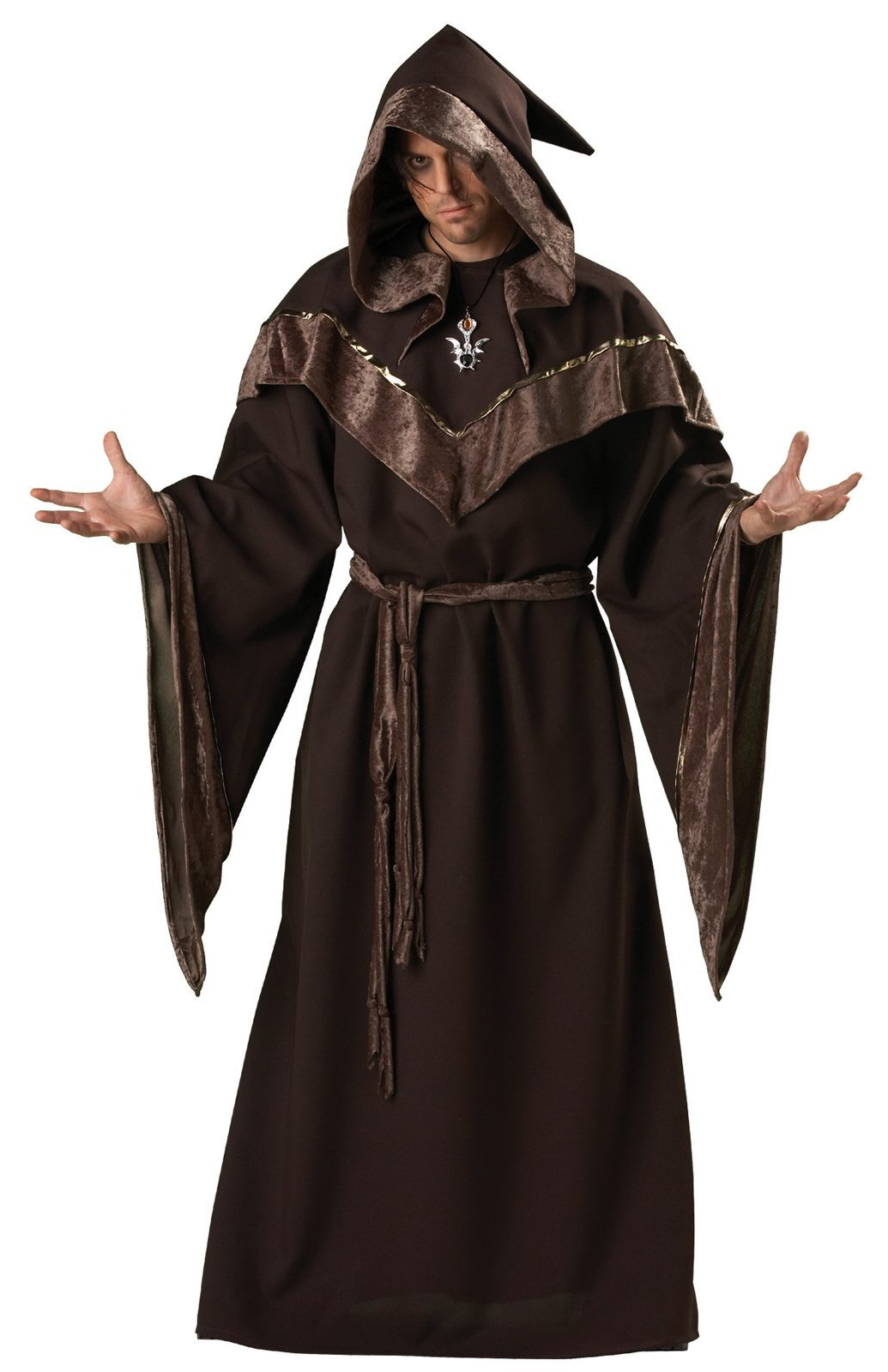 Mystic Sorcerer Elite Collection Adult Costume | BuyCostumes.com
