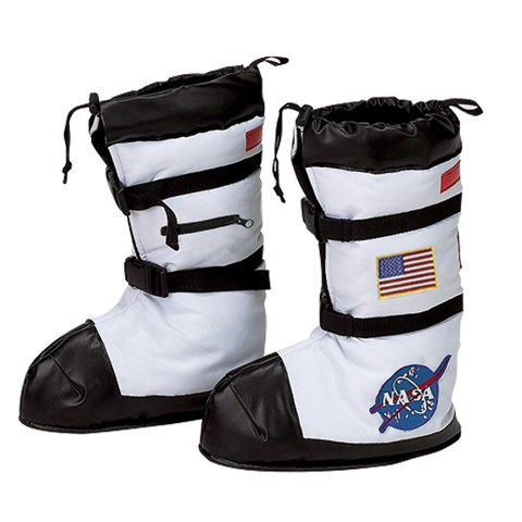NASA Astronaut Child Boot Covers