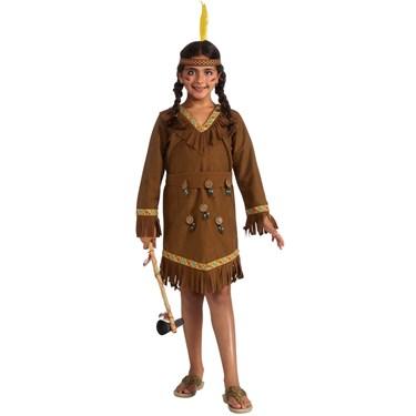 Native American Girl Child Costume