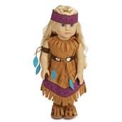"Native Princess 18"" Doll Costume"