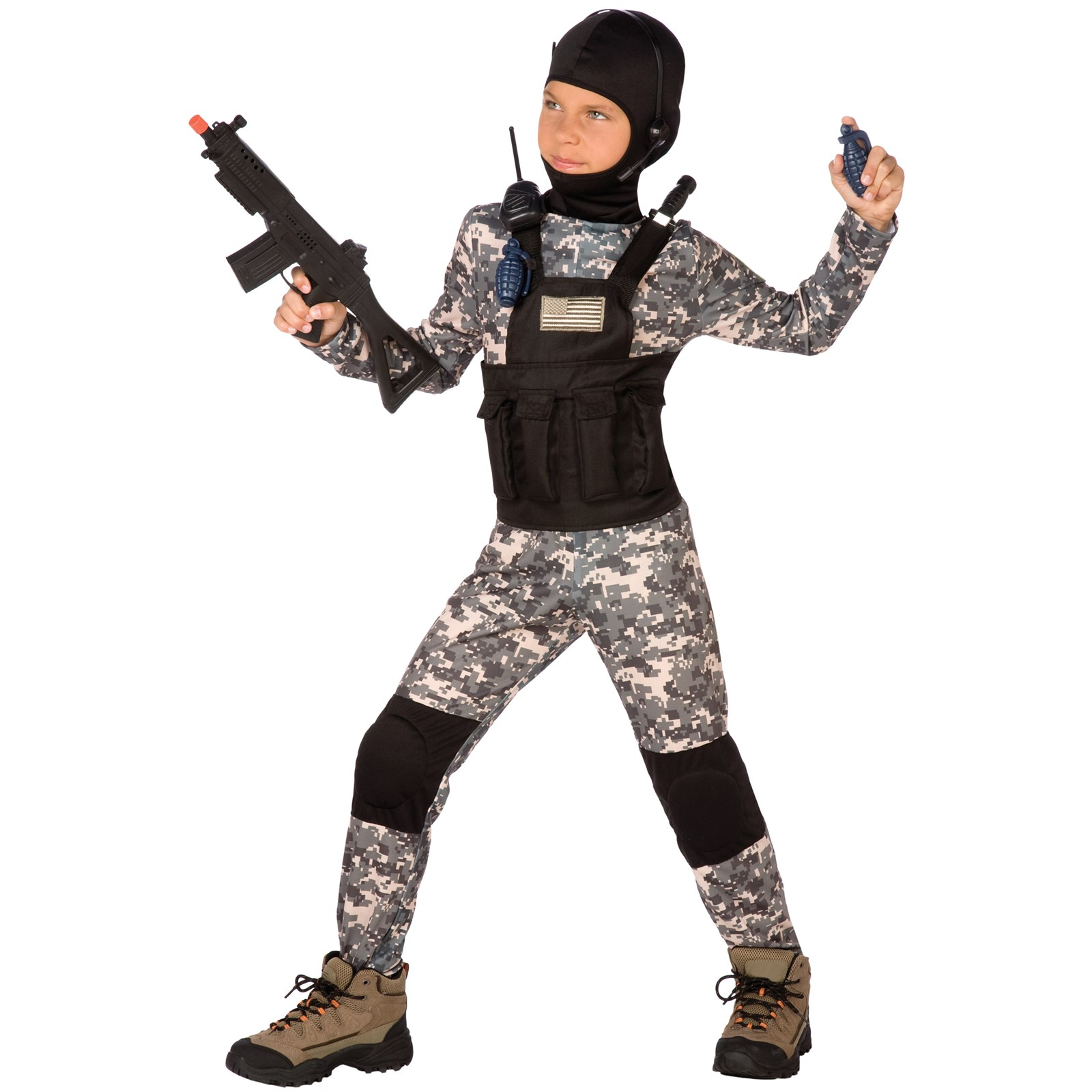 Navy Seal Child Costume | BuyCostumes.com