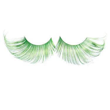 Neon Long Eyelashes