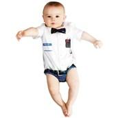 Nerd Romper For Babies