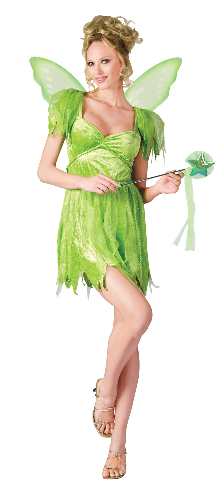 picture How to Create the Fairy or Pixie Look