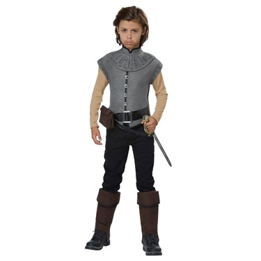 New World Explorer/ Captain John Smith Child Costume