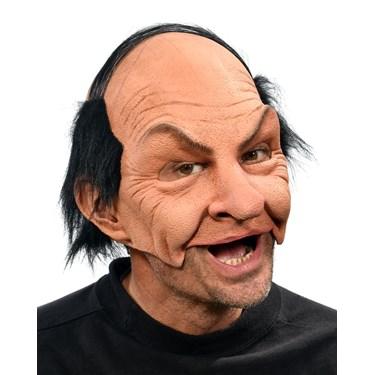 Nicky Half Mask w/ Hair