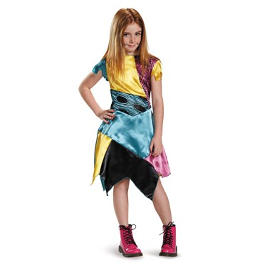 Nightmare Before Christmas Sally Classic Child Costume