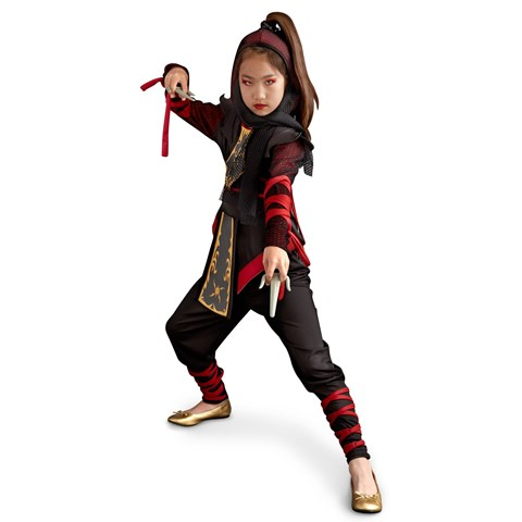 Ninja Dragon Child Costume