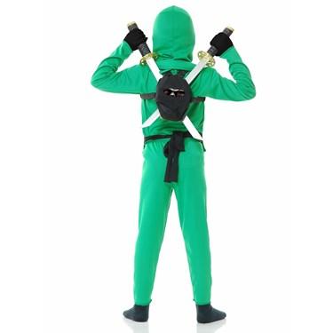 Ninja Katana Backpack With Two Swords