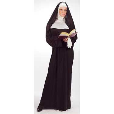 Nun Adult Costume