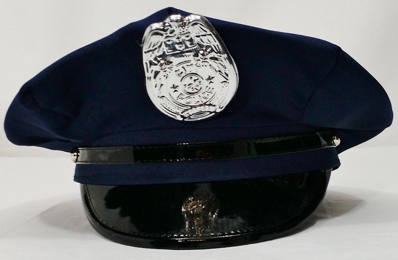 Nypd Police Officer Hat Adult Buycostumes Com