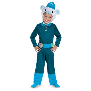 Octonauts Captain Barnacles Classic Toddler Costume