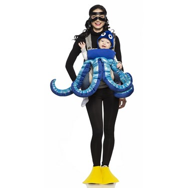 Octopus Baby Carrier Costume