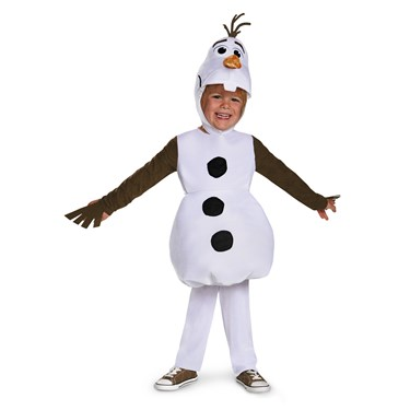 Olaf Toddler Classic Costume