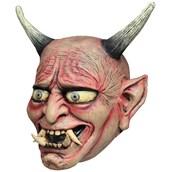 Oni Demon Red Mask