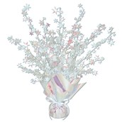 Opalescent Foil Star Gleam 'N Burst Centerpiece