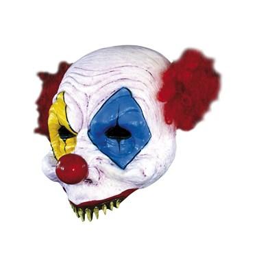 Open Gus Clown Adult Mask