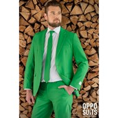 OppoSuit Evergreen Men's Suit and Tie Set