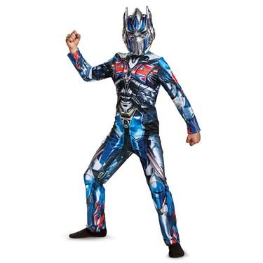 Optimus Prime Classic Child Costume