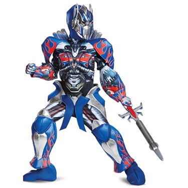 Optimus Prime Prestige Child Costume