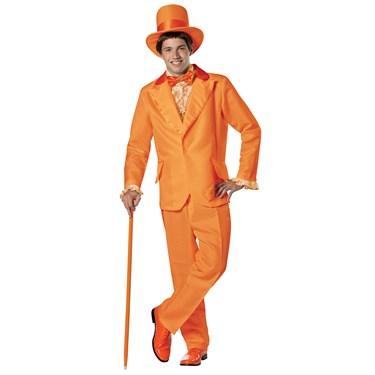 Orange Goofball Costume