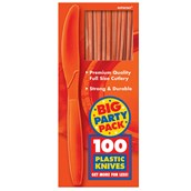 Orange Peel Big Party Pack - Knives (100 count)