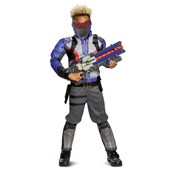 Overwatch Soldier 76 Classic Muscle Teen Costume