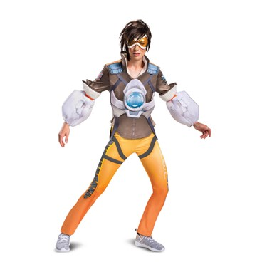 Overwatch  Tracer Women's Deluxe Teen Costume
