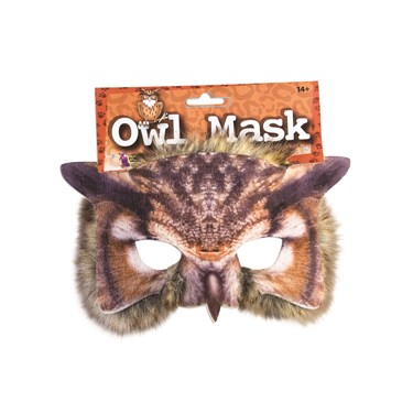 Owl Adult Mask