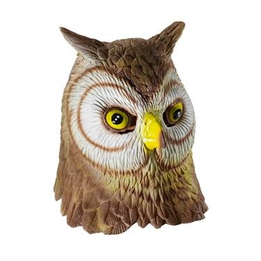Owl Deluxe Latex Mask