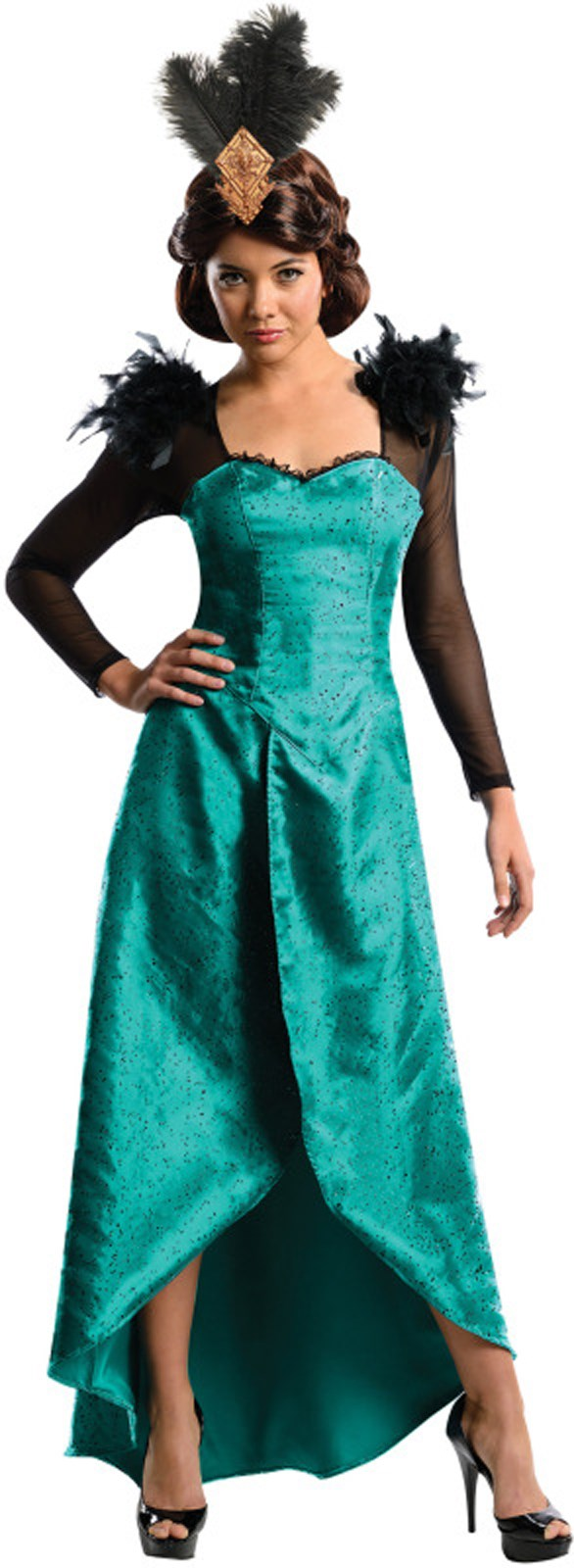 Oz The Great And Powerful Deluxe Evanora Adult Costume ...