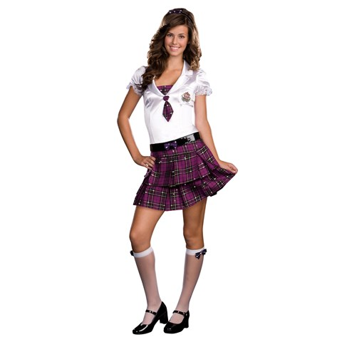Pam Perdbrat Teen Costume