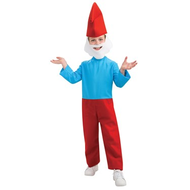 Papa Smurf Child Costume