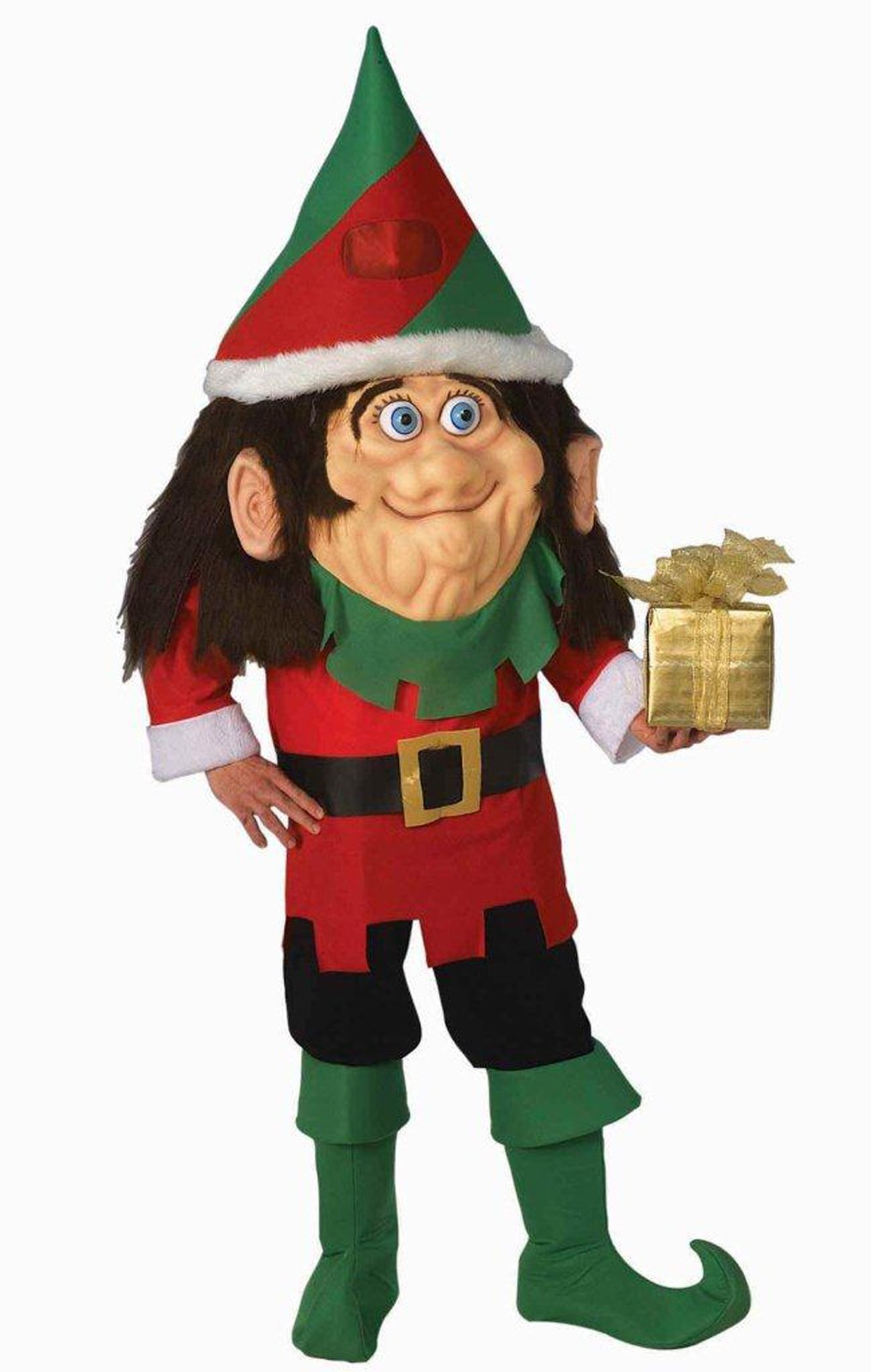 Parade Pleaser - Santa's Elf Adult Costume | BuyCostumes.com