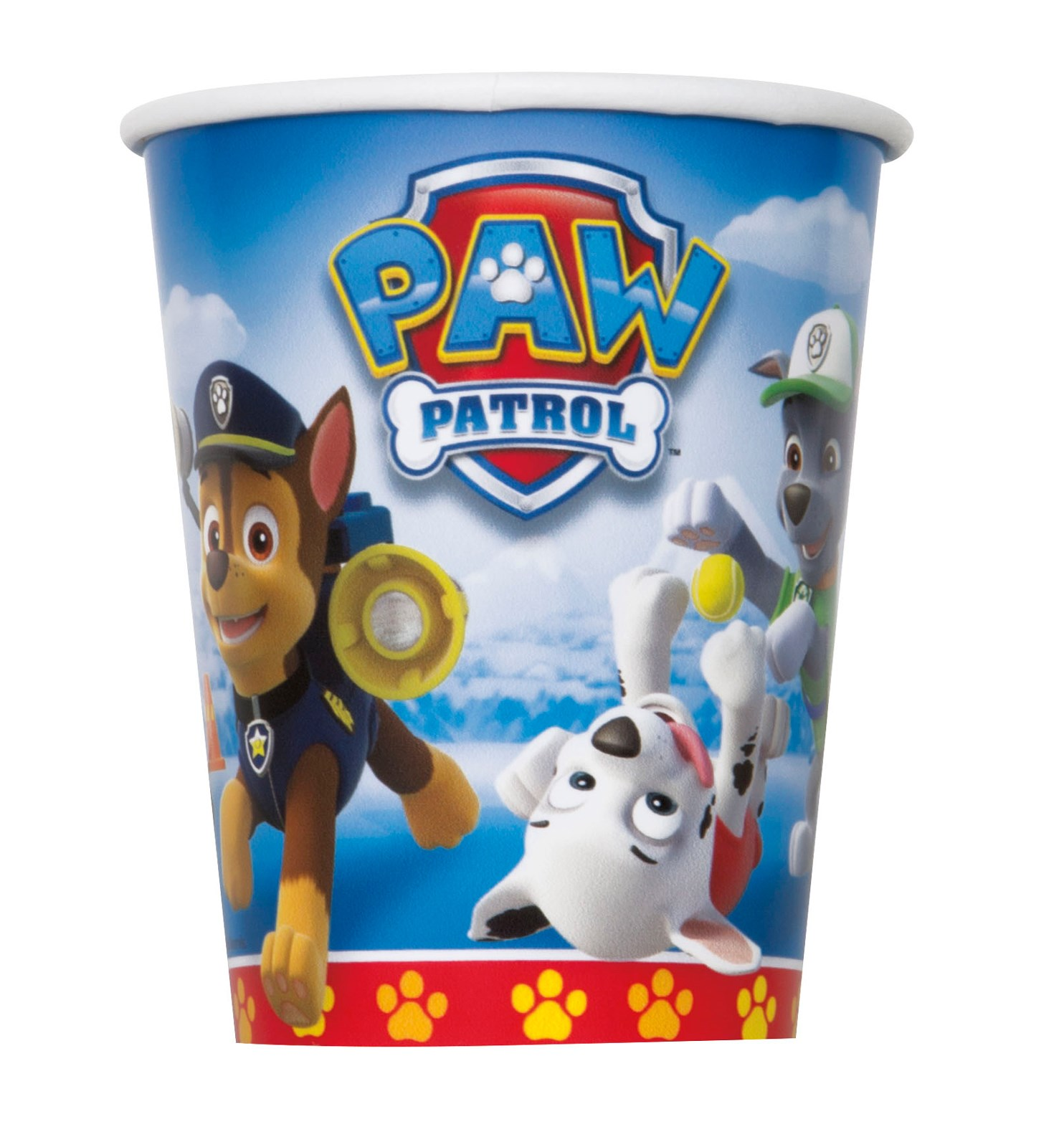 PAW Patrol 9 oz. Paper Cups 8