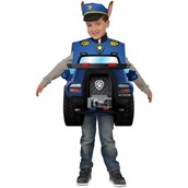Paw Patrol Chase Deluxe Boys Costume