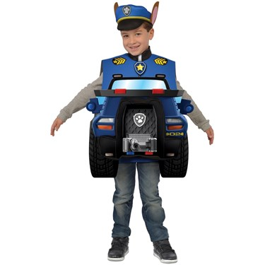 Paw Patrol Chase Deluxe Toddler Costume