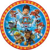 PAW Patrol Dinner Plates (8)