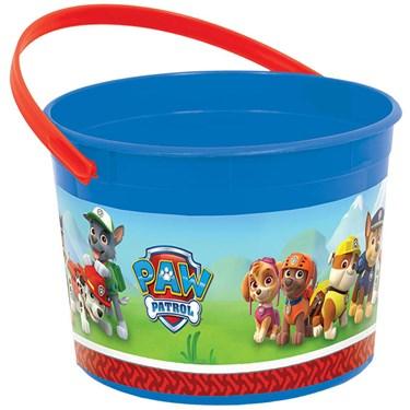 PAW Patrol Favor Bucket