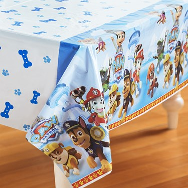 PAW Patrol Plastic Tablecover