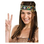 Peace Sign Headband