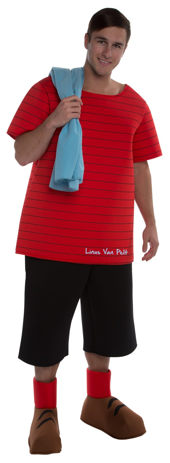Peanuts: Deluxe Linus Costume for Adults