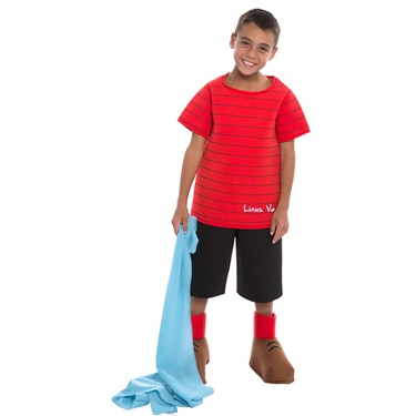Peanuts: Linus Deluxe Costume for Kids