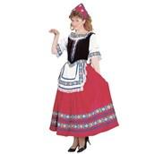 Peasant Girl Adult Costume