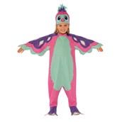 Pengualas Hatchimal- Pink/Teal Child Costume