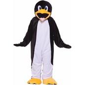 Penguin Plush Economy Mascot Adult Costume