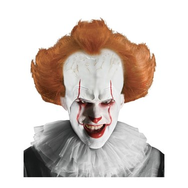 Pennywise Clown Wig - Adult