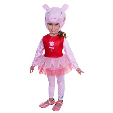 Peppa Pig Ballerina Toddler Costume